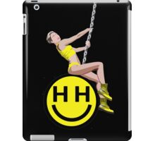 Happy Hippie Foundation Logo [Wrecking Ball] iPad Case/Skin