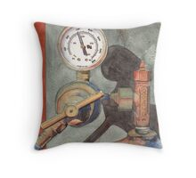 Got Gas? Throw Pillow