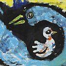 Birds by bernard lacoque