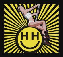 Happy Hippie Foundation Logo [Sunbeam] by ZVCHWILLIAMS