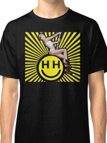 Happy Hippie Foundation Logo [Sunbeam] Classic T-Shirt