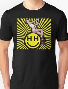 Happy Hippie Foundation Logo [Sunbeam] Unisex T-Shirt