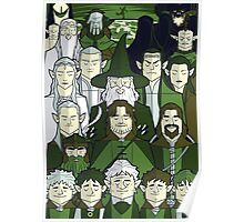 The Green Fellowship Poster