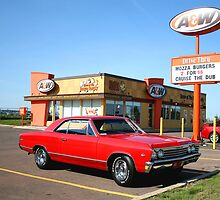 1967 Chevrolet Chevelle by HALIFAXPHOTO