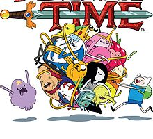 Adventure Time World by Hit Seller