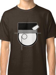Cartoon Face 4 - Monocled Toff [Big] Classic T-Shirt