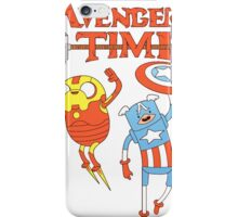 Adventure Time Avenger iPhone Case/Skin