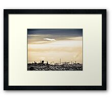 Industrious Framed Print