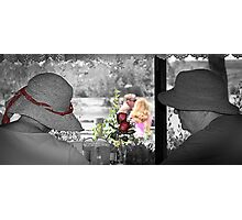 Young Love Blossoms Into Lasting Love Photographic Print