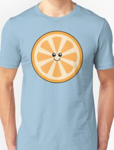 Cute Orange Unisex T-Shirt