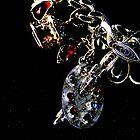Artist's pallet, a Merry go round, Memories by exaltedshrimp