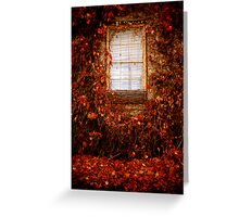 Feeling French Provincial, Beechworth Greeting Card