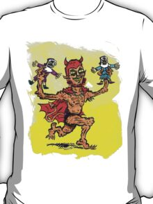 The Devil Plays with Dolls T-Shirt