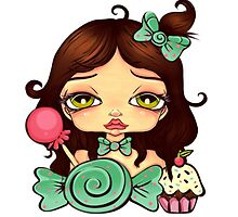 Candy Cuteness by Melissa Stevens