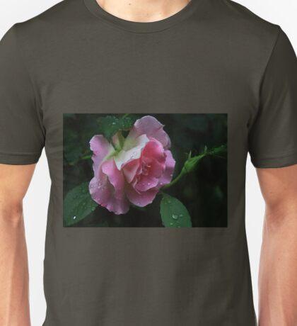 Pink -Rose Unisex T-Shirt