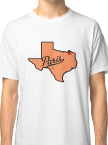 PARIS, TEXAS Classic T-Shirt