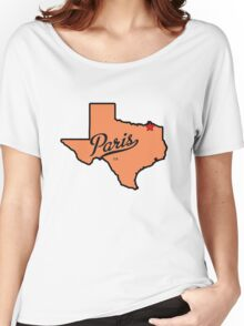 PARIS, TEXAS Women's Relaxed Fit T-Shirt