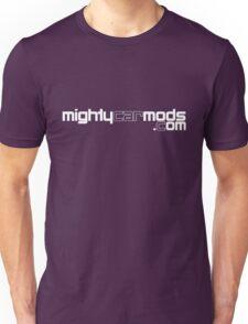 Mighty Car Mods - Simple Logo (for dark shirts) Unisex T-Shirt