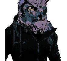 Night Owl by Topitoa
