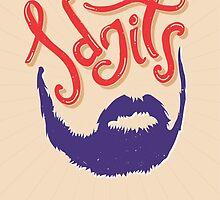 Idjits - Bobby Singer by Isabel Silva