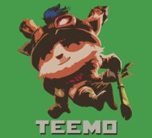 Teemo by petersorcerer