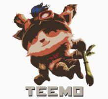 Teemo One Piece - Short Sleeve