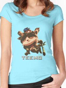 Teemo Women's Fitted Scoop T-Shirt