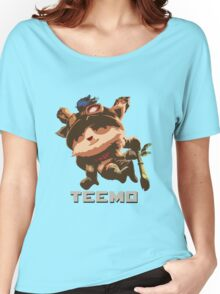 Teemo Women's Relaxed Fit T-Shirt
