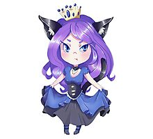 Kitty queen Photographic Print