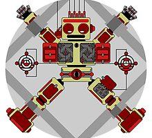 Robot Programme Update by Dentanarts