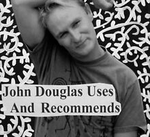 John Douglas Uses And Recommends Bar-B-Que Prawns by John Douglas