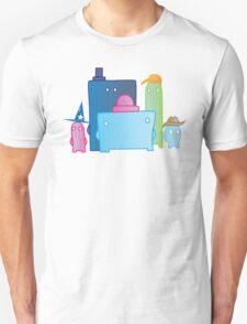Little Dudes (Illustrated) T-Shirt