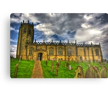 St Michael's Church - Coxwold,North Yorkshire Metal Print