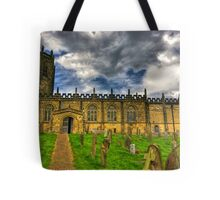 St Michael's Church - Coxwold,North Yorkshire Tote Bag