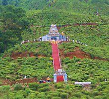 Hindu Temple by jaycraft