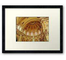 OUR LADY OF GRACE  ^ Framed Print