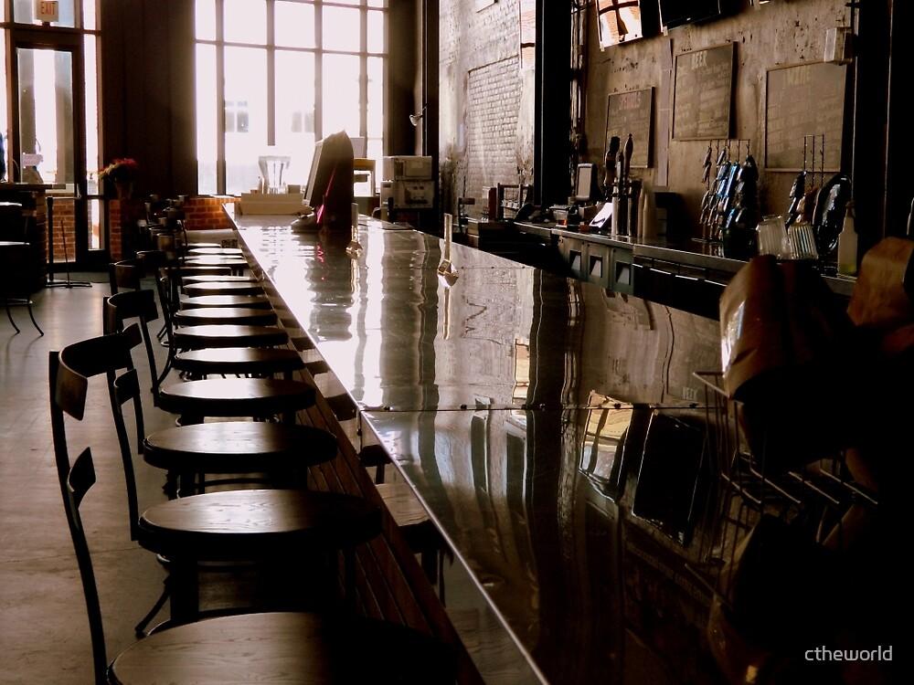 Empty Barstools  (SMALLTOWN USA Series)    ^ by ctheworld
