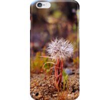 Wild flowers - The Loner iPhone Case/Skin