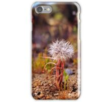 Wild flowers - The Loner iPhone Case/Skin