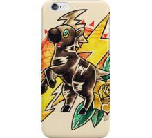 Blitzle iPhone Case/Skin