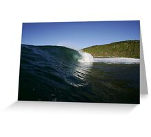 CENTRAL COAST REEF Greeting Card