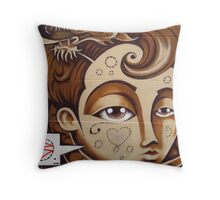 I wish I had something to say to you Throw Pillow