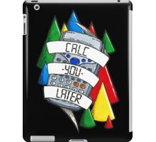 Calc-you-later! iPad Case/Skin