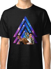 Black Dylan O'Brien Arrow Classic T-Shirt