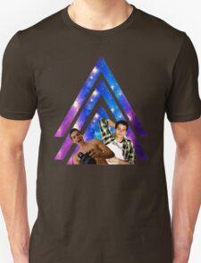 Black Dylan O'Brien Arrow T-Shirt