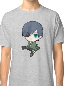 Black Butler: Ciel Phantomhive chibi Classic T-Shirt