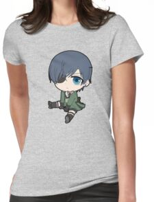 Black Butler: Ciel Phantomhive chibi Womens Fitted T-Shirt