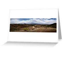 Flinders Ranges Panoramas 18 Greeting Card