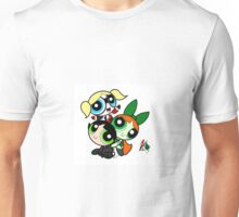 Gotham Puff Girls Unisex T-Shirt