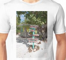 Island signs Unisex T-Shirt